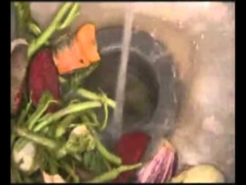 Garborator G1 Domestic Kitchen Waste Disposal System 05 HP