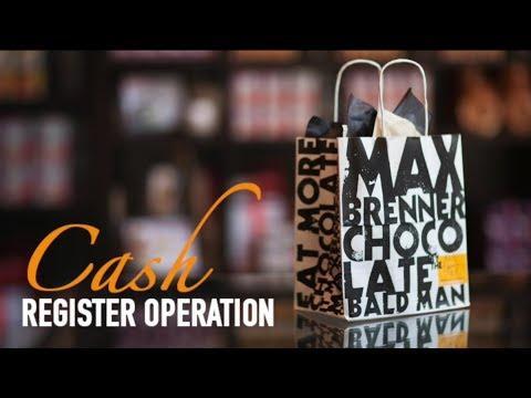 Cash Register Operation