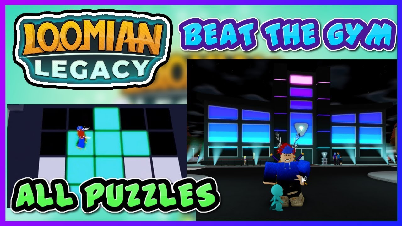 Beating The First Gym Leader In Loomian Legacy By Squadden - roblox pokemon breeze silvent city gym leader battle youtube
