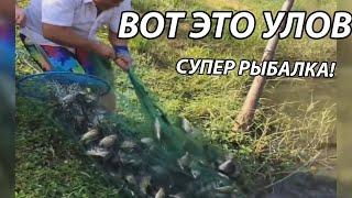 Рыбалка Кастинговой Сетью TOP CAST NET 5