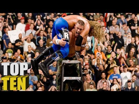 10 Best WWE TLC Matches