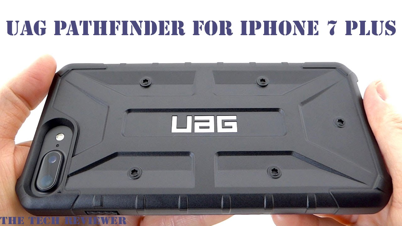 online store 3a2b6 30442 Protect your new iPhone 7 Plus with the UAG Pathfinder!