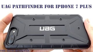 protect your new iphone 7 plus with the uag pathfinder