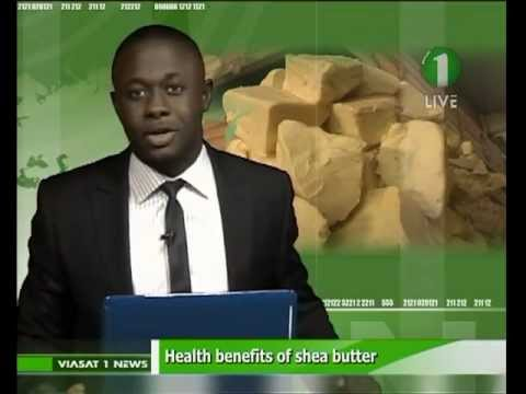 Health benefits of shea butter