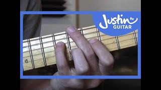 Major Jazz Chord Extensions - How to Play Jazz Guitar Lesson [JA-021]