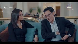 اللي بيحب بجد بيضحي عشان اللي بيحبه ... تفتكر كمال هيسيب لبني بسبب تهديد هشام له #الطوفان