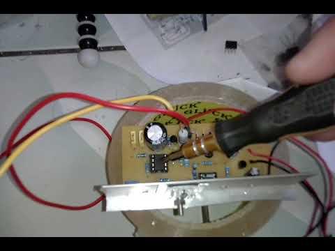 TUTORIAL DETEKTOR LOGAM Buatan Sendiri Metal Detector Simple PI PIRATES with Lf412 lebih sensitif