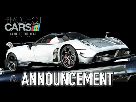 Project CARS - Game Of The Year Edition - PS4/XB1/PC - Announcement Trailer
