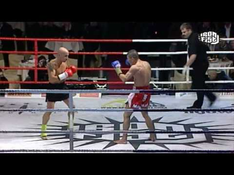 IRON FIST 2 - Tomasz Makowski vs. Juan Rodriguez - cz.1/3