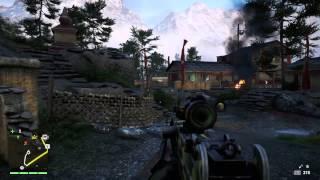 Far Cry 4 Going Loud
