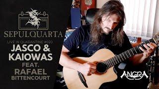 Смотреть клип Sepultura Feat. Rafael Bittencourt - Jasco & Kaiowas