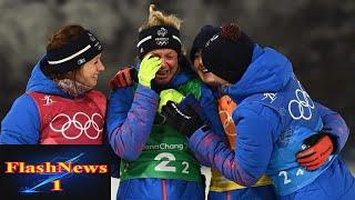 En larmes, Marie Dorin-Habert craque après sa dernière course - FLASH NEWS 1