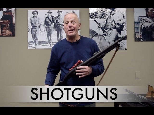 LETS TALK ABOUT SHOTGUNS