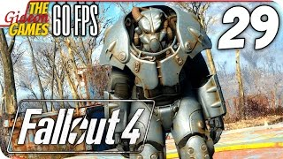 Прохождение Fallout 4 на Русском PС 60fps - 29 Мегаброня X-01