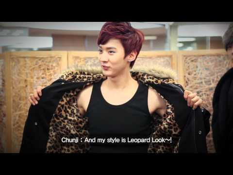 [Mnet] Mcountdown Teen Top's King of Everyday Fashion