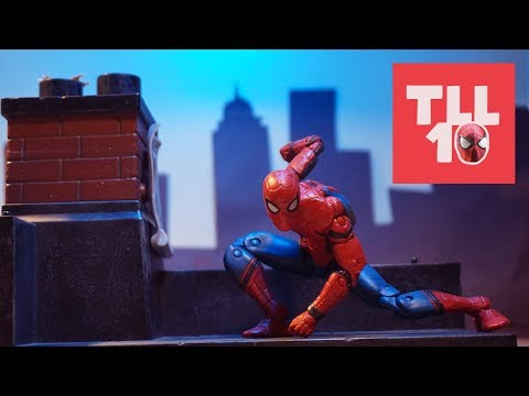 Thumbnail: Spider-Man: Homecoming Stop-Motion Film