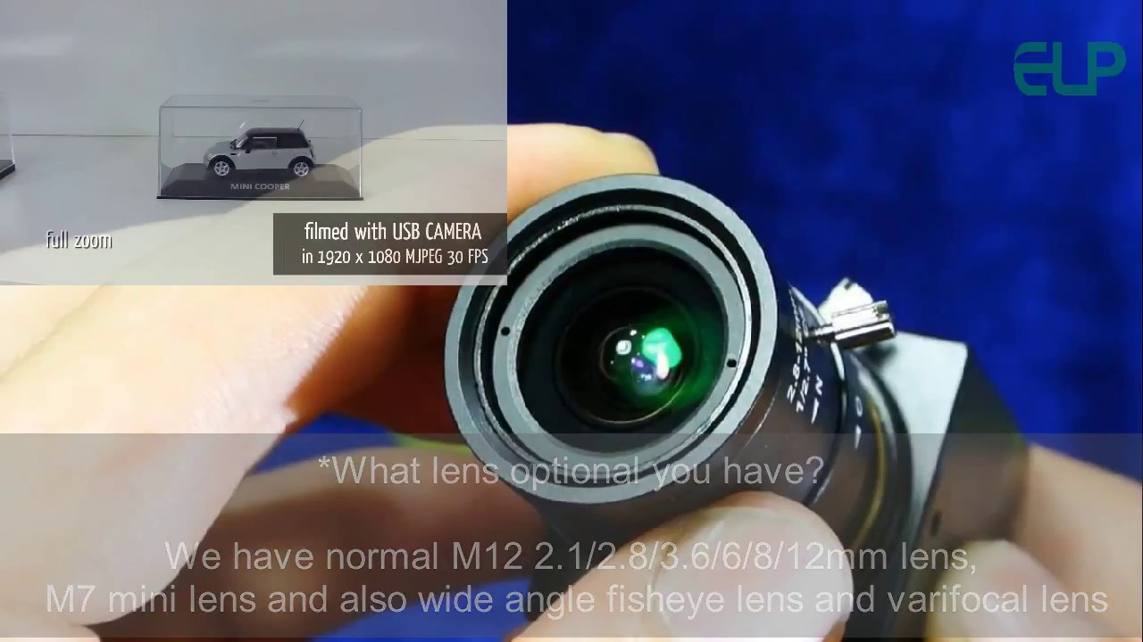 FAQ : ELP USB Camera - ELP USB Webcam