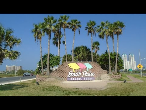 WELCOME TO SOUTH PADRE ISLAND, TEXAS, USA