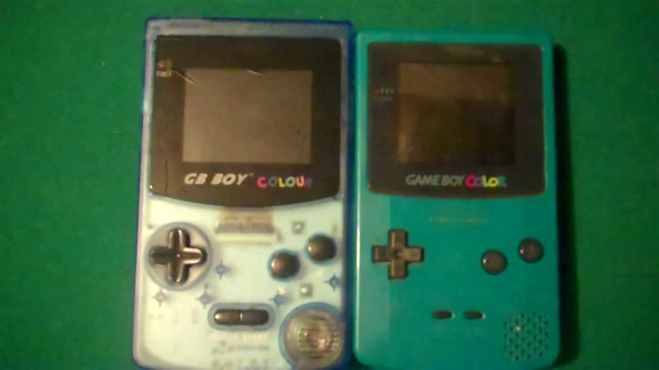 Game boy color list - Game Boy Color List 25