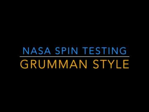 NASA Spin Testing - Yankee AA1-0001