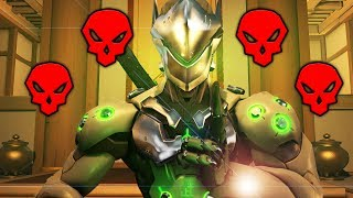 Overwatch - Unbelievable 1v6 Moments