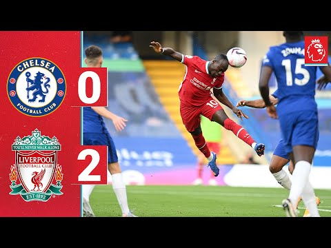 Highlights: Chelsea 0-2 Liverpool | Mane's double wins it at Stamford Bridge