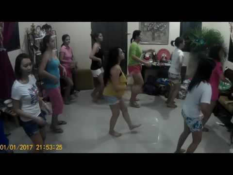 Fetty wap dance by cabas-camento-rivera-villasin-dagdagan family 2017