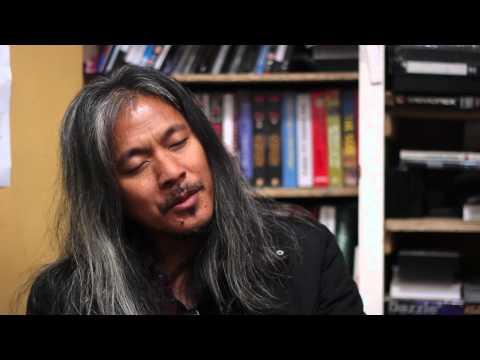 AV Festival 12: Lav Diaz Interview