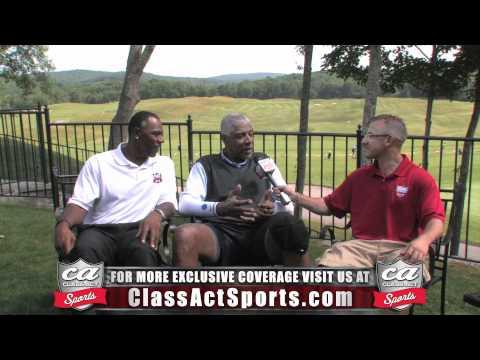 """Dr. J"" Julius Erving Exclusive Interview w/ Class Act Sports"