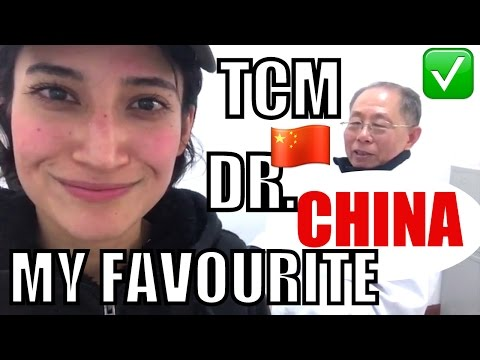 TRADITIONAL CHINESE MEDICINE MY FAVOURITE DOCTOR IN CHINA AMAZING HEALING TECHNIQUES SZ MARCARIB