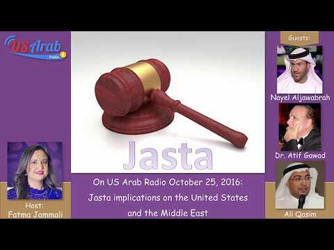 Jasta implications on the United States and the Middle East