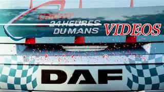 DAF Trucks Tuning 2017 -  Custom DAF Semi Truck Show Full HD Video Youtube -
