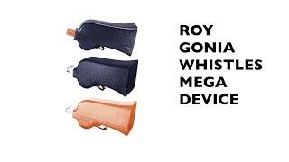 Sportdog Roy Gonia Whistles With Mega Device