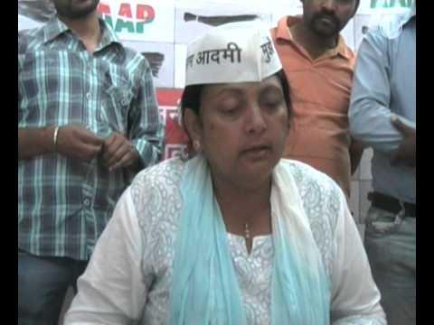Parveen Amanullah, AAP || Patna Sahib, Bihar