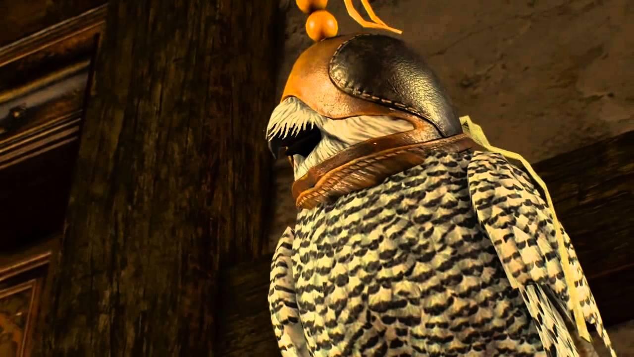 Witcher 3 Wild Hunt Poppy The Owl Youtube