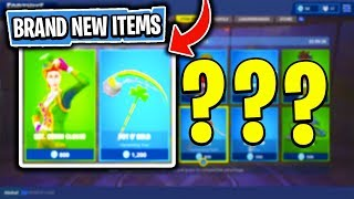 The BRAND NEW Daily Skin Items In Fortnite: Battle Royale! (Skin Reset #39)