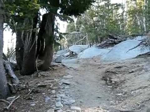 Fontanillis Lake To Dicks Pass 1, Desolation Trail, Backpacking Tahoe To Whitney