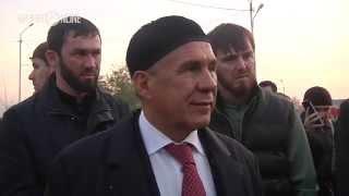 �������� ���� Кадыров и Минниханов осмотрели продукцию КАМАЗа ������