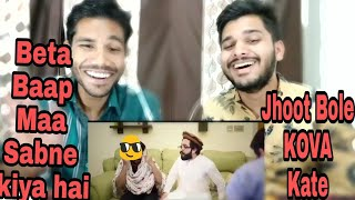 M BROS REACTION |Lie_Detector_Test_With_Pakhtoon_Family | MAKE JOKE FOR YOU