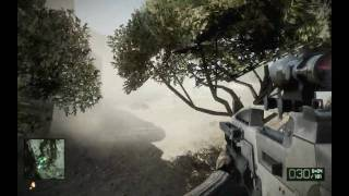 Battlefield 2 Bad Company 2 5770 Gameplay PC [HD]