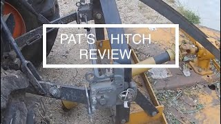 Pat's Easy Change Quick Hitch after 2yr Review