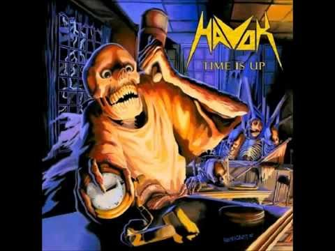 Havok - Time Is Up - Full album (HD)