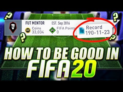 HOW TO GET BETTER AT FIFA 20 EASILY!