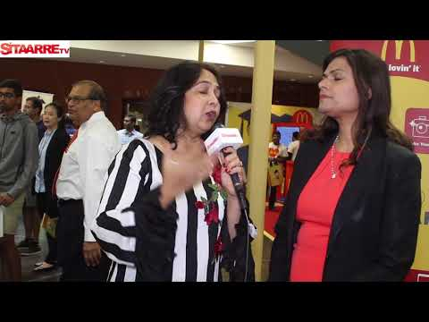 McDonalds Education Expo Hosted by India West