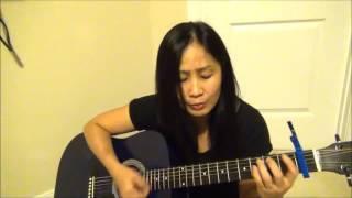 cover guitar lá thư đô thị - đỉnh của đỉnh