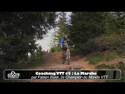 Les Gets Coaching VTT - #5 La Marche / the Step / Lo Scalino