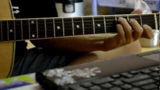 Xa em - guitar cover (Quang Thổ)