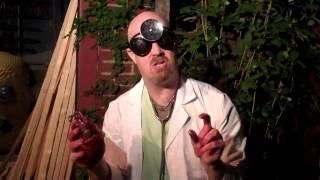 Entry #2 Brooklyn Halloween Fair For The Scientifically Deranged. Dr. Victor Frankenstein