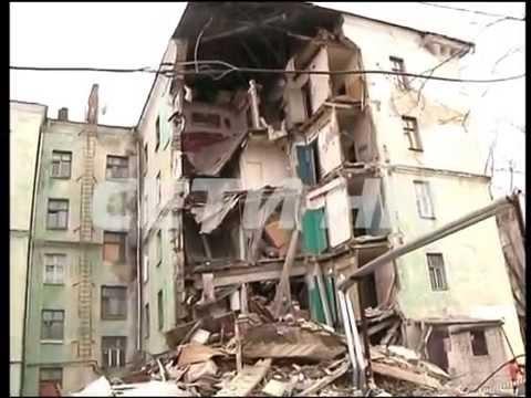 Полуметровые трещины и падающие потолки - жилой дом в автозаводском районе под угрозой обрушения