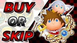 Improved Tsum Tsum Medals & Pull Battle With Endophin  ~ KH Union χ[Cross]